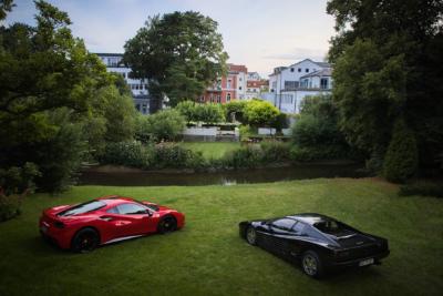 Produktfotograf Autos Ferrari Herford (2)